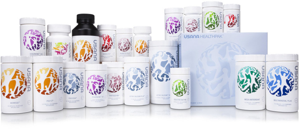 USANA Supplements - Buy USANA Products