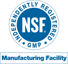 USANA GMP Manufacturing Facility - NSF Independently Registered