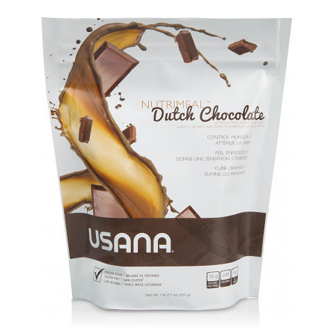 USANA Nutrimeal Dutch Chocolate